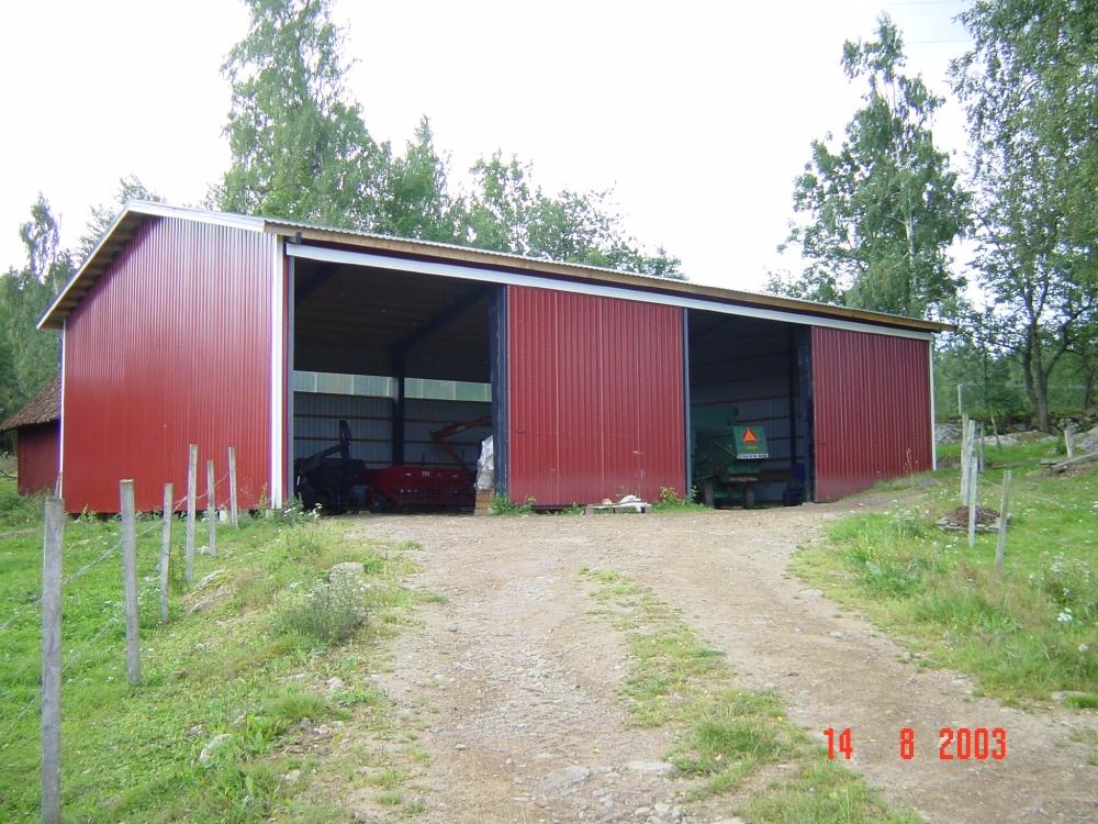 Glimrende Bioenergibygg | Stålhallen AS IE-71
