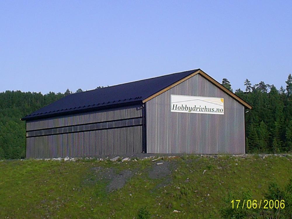 hobbydrivhus